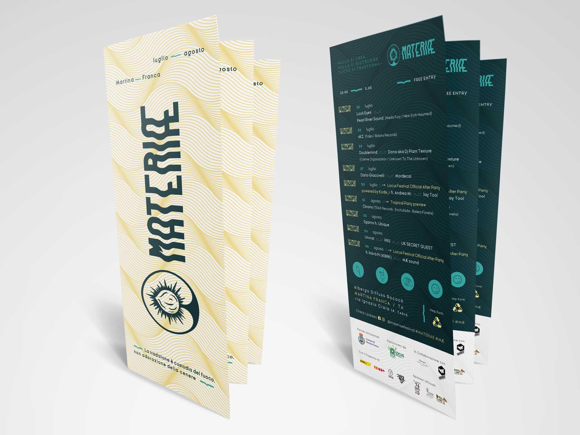 Materiae-flyer