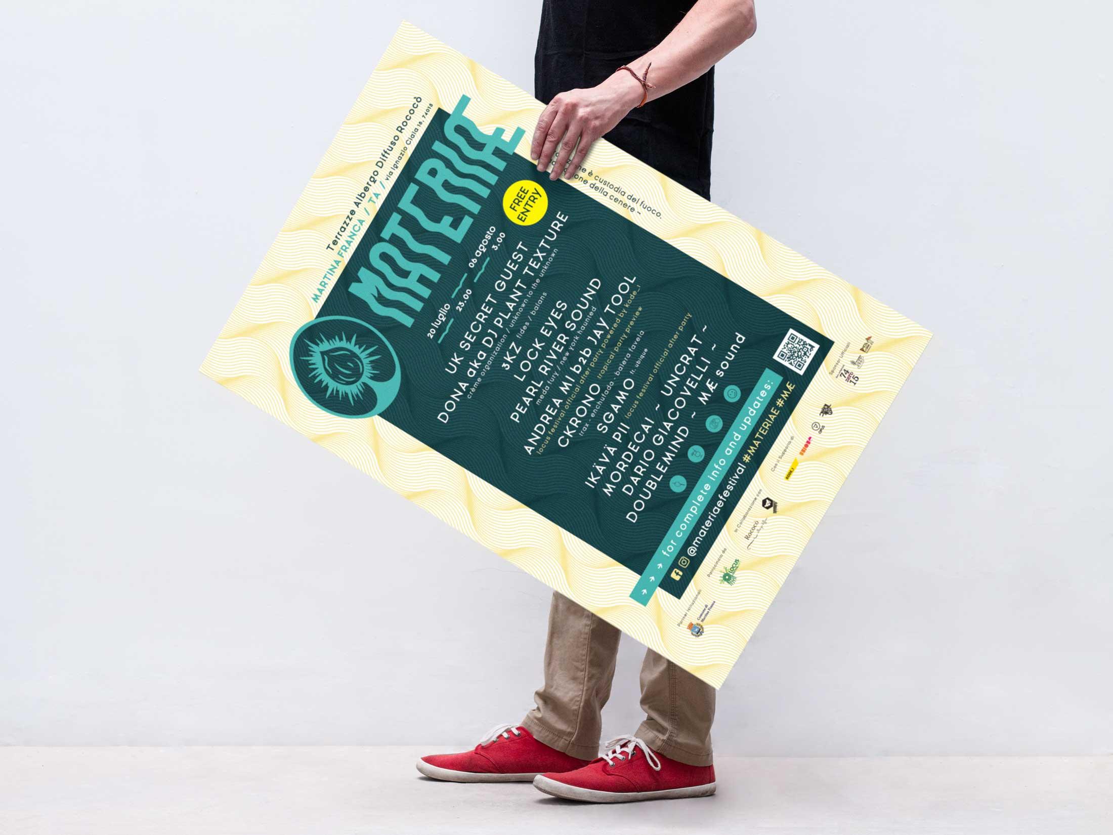 Materiae-poster