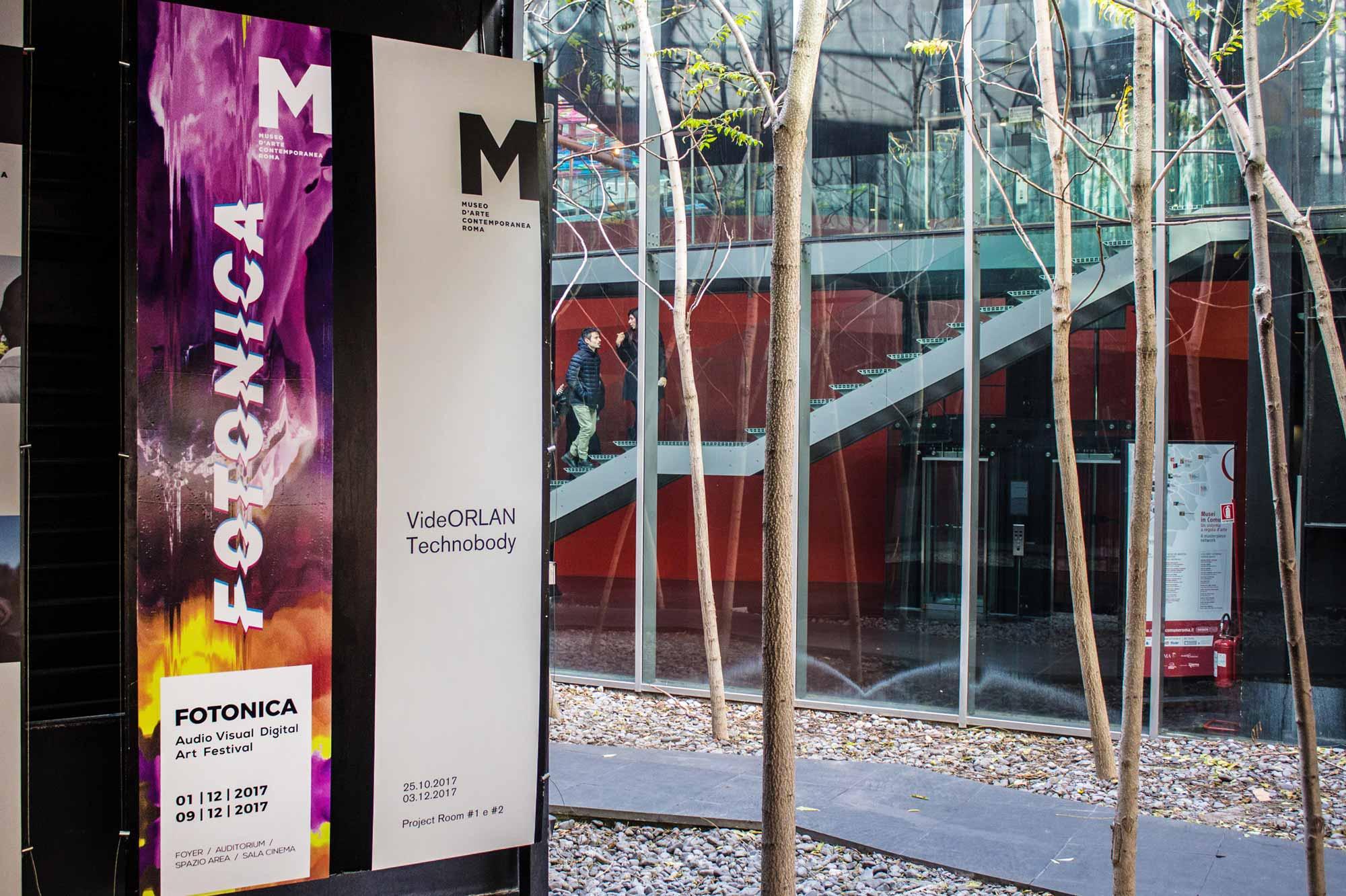 Fotonica Festival - Macro Museo d'Arte Contemporanea - Roma