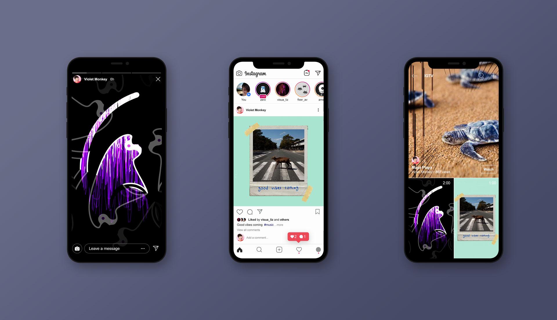 violet-monkey-social